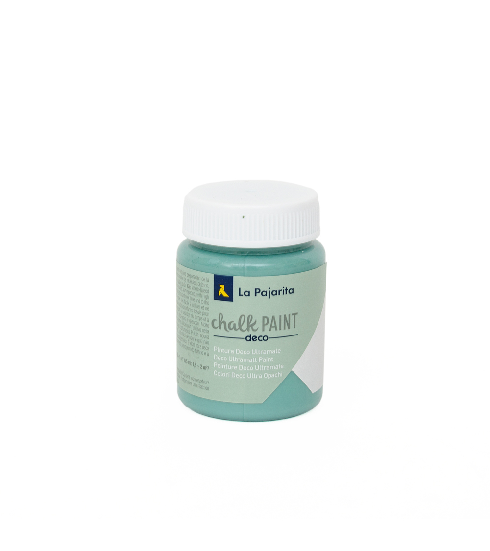 CHALK PAINT 75ML CP-21  GREEN SKY 104716 PAJARITA