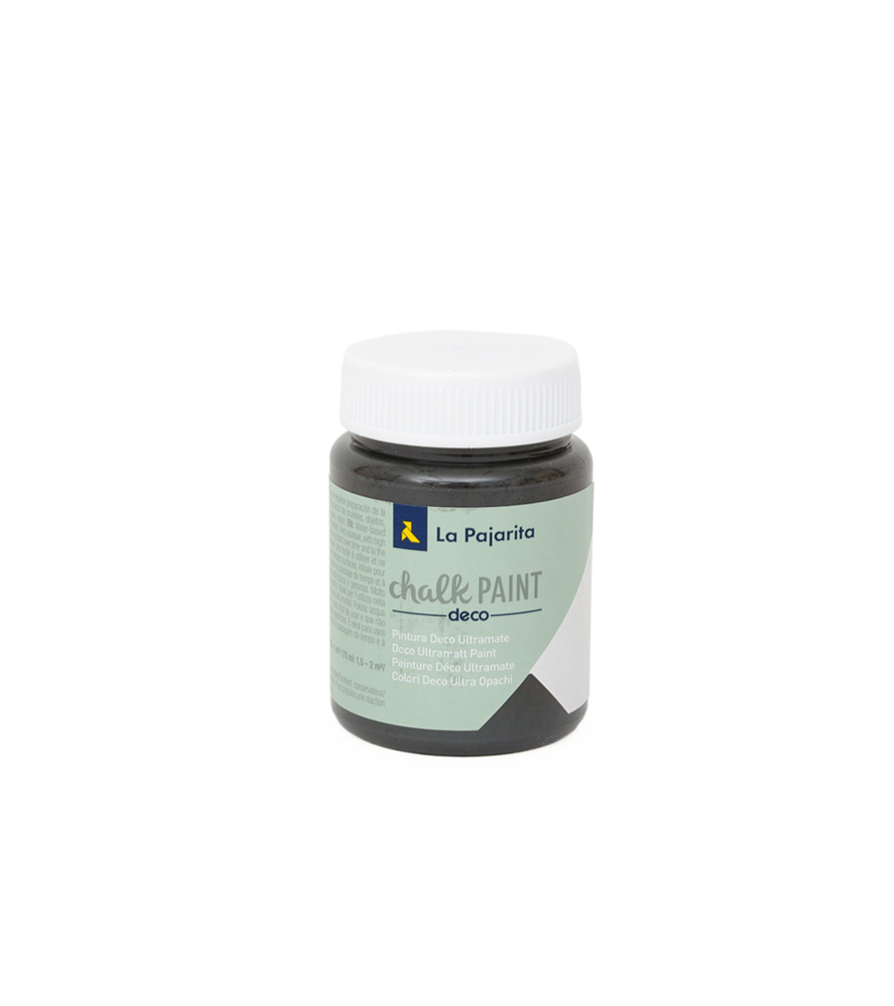 CHALK PAINT 75ML CP-27 CASI NEGRO 105316 PAJARITA