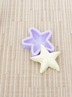 SILICONE MOLD 6CM MLD095 STAR OF THE SEA