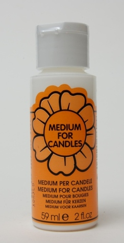 MEDIUM P/ VELAS 59ML TS39