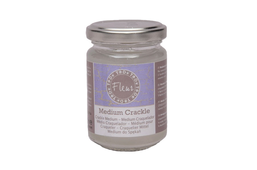 MEDIUM CRACKLE 130ML FLEUR