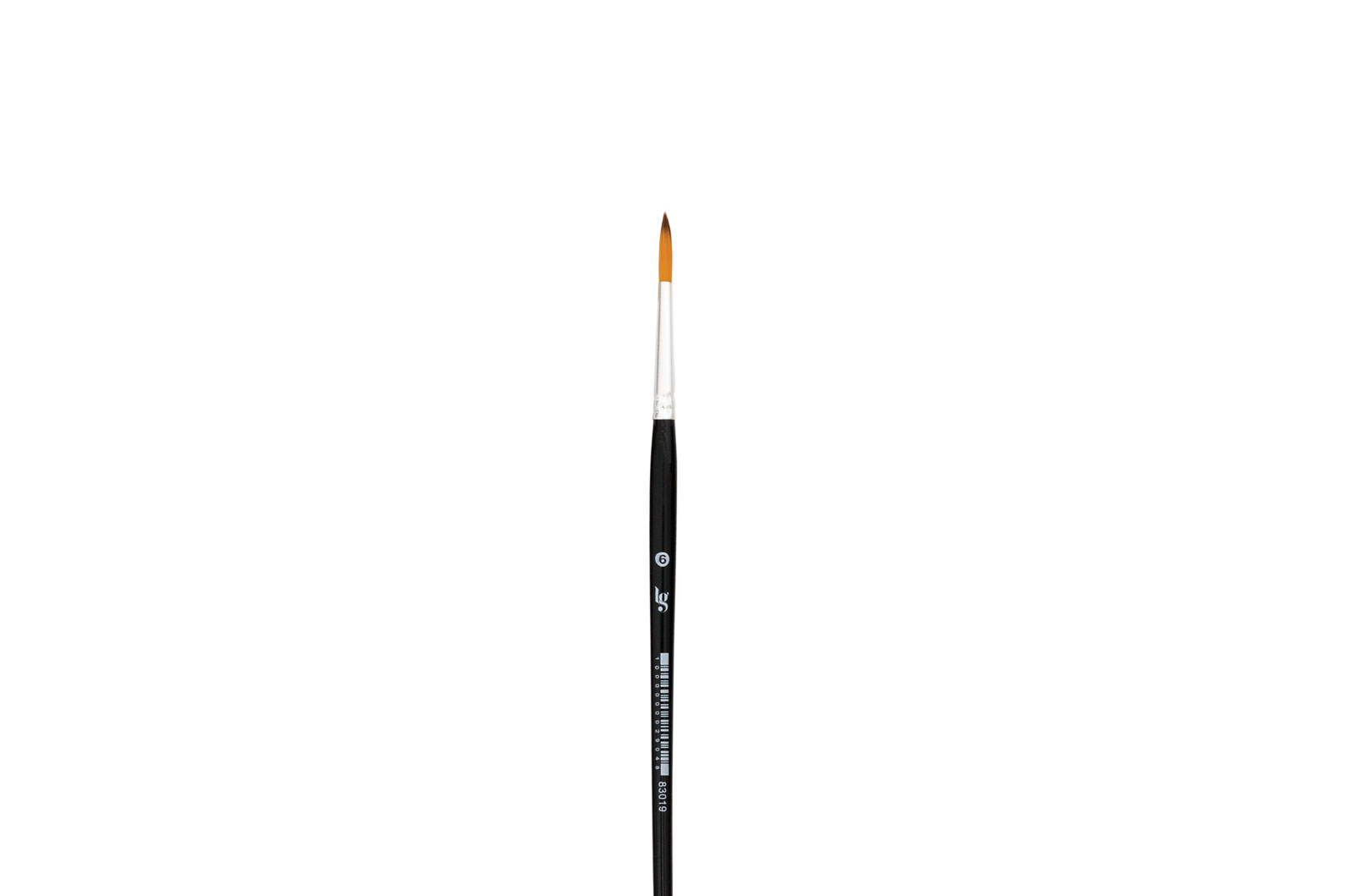 BRUSH LG Nº6 SYNTHETIC ROUND /12