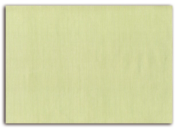 ADHESIVE FABRIC 21X30CM STRIPERS GREEN LKF59 TOGA