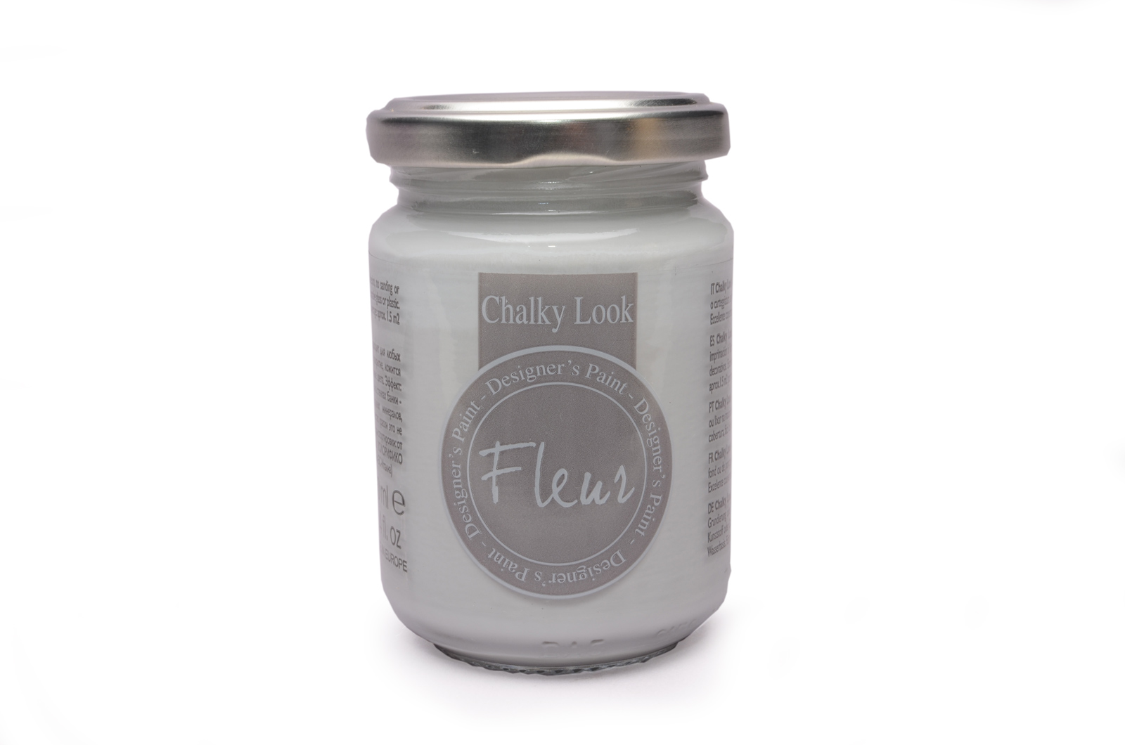 TINTA FLEUR 130ML ALL ABOUT GREY CHALKY LOOK