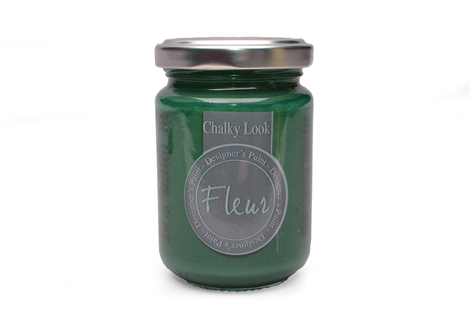 PAINT FLEUR 130ML F54 THE GREEN QUEEN CHALKY LOOK