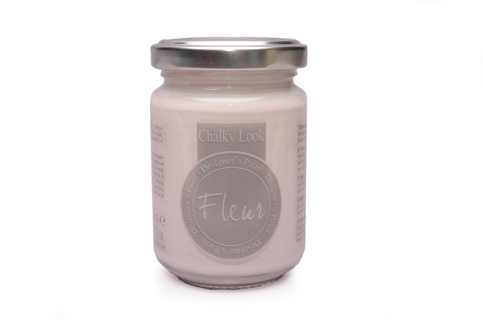 TINTA FLEUR 130ML F19 PINK ROCOCO CHALKY LOOK