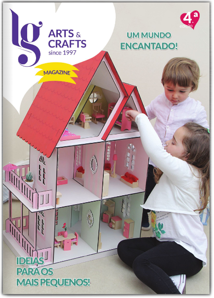 Revista LG Arts & Crafts, Primavera 2016
