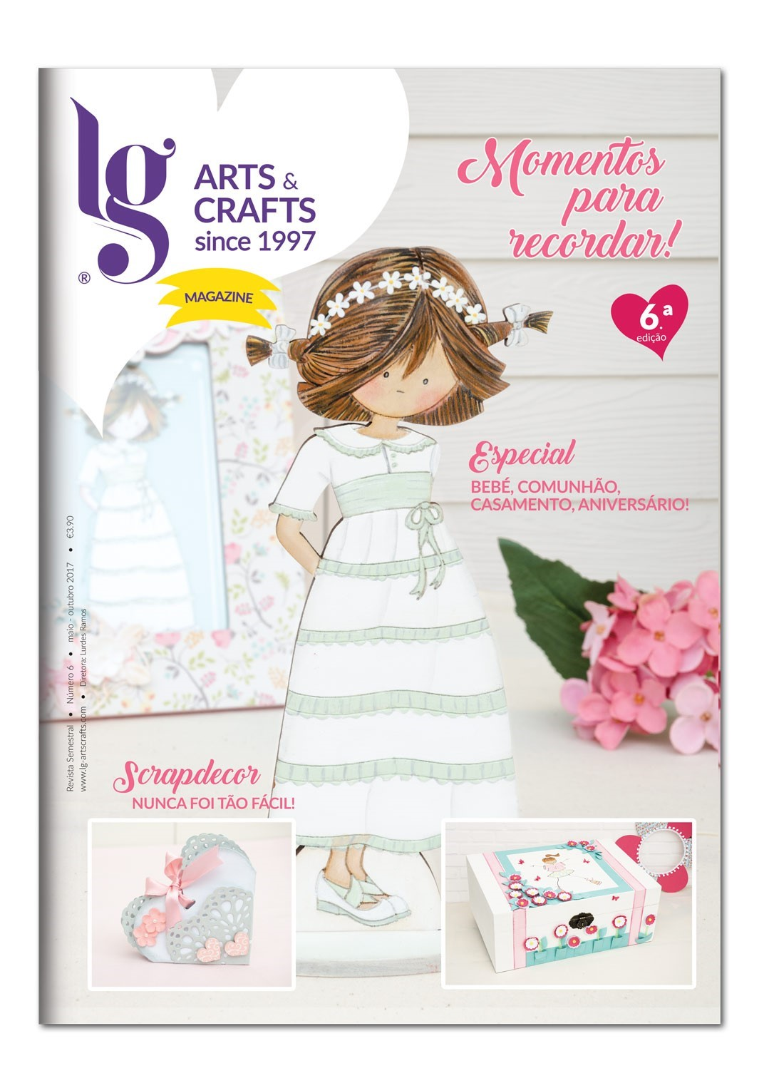 LG ARTS & CRAFTS MAGAZINE, FESTAS 2017